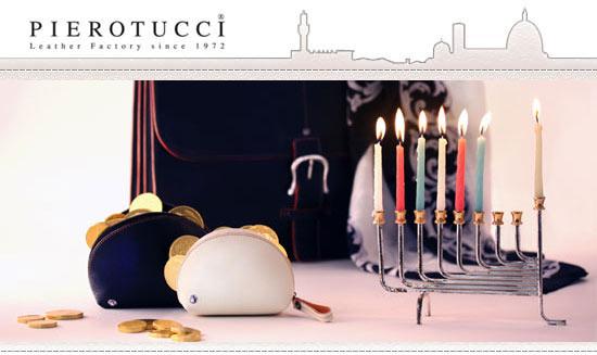 Tuscan Hanukkah Table Talk and the Toscanella Mens Briefcase