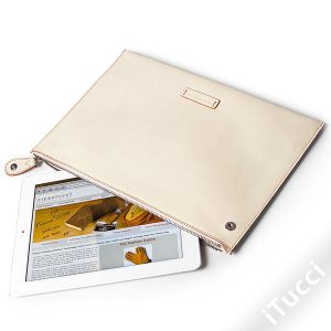Toscanella Leather iPad and Document Holder