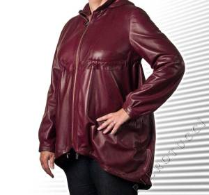 Designer Leather Jacket for Women