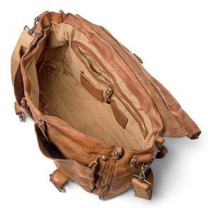 Campomaggi Bag with 3 exterior pockets
