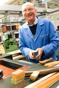 Master Craftsman, Pierotucci Leather Factory