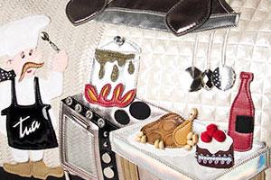 Braccialini Handbag, Designer Detail