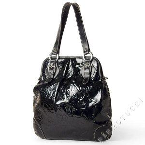 Braccialini Designer Handbag with embossed design