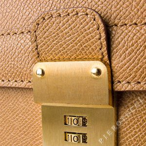 Embossed Leather Detail