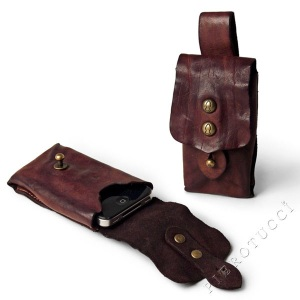 Campomaggi Cell Phone iPhone Smartphone or iPod Holder 2012 Collection
