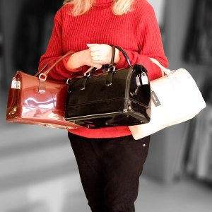 Furla Candy Designer Handbags