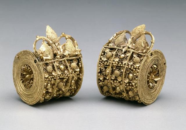 etruscan gold in filograno or filigree