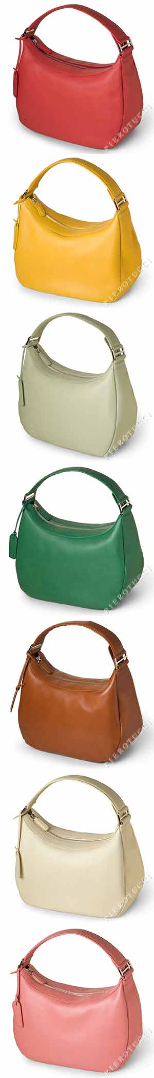 Genuine Leather Shoulder Bags from Pierotucci