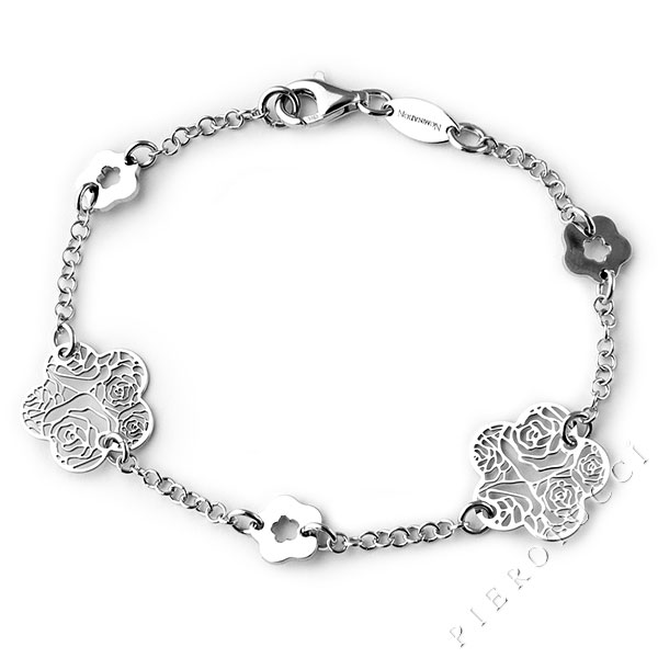 Nomination Bracelet, Style ROSA in sterling silver