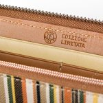 Toscanella Limited Edition Leather Weave Wallet