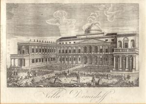 Villa Domidoff print