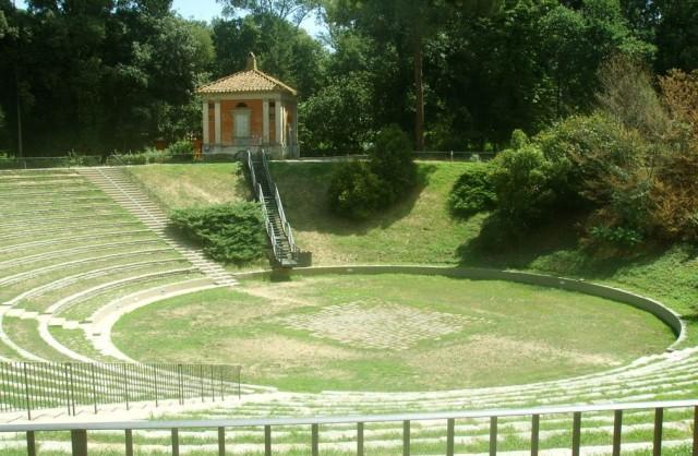 Cascine Amphitheater