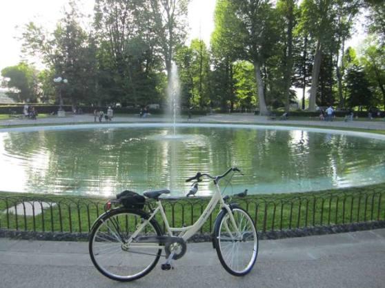 Bike Ride in Cascine