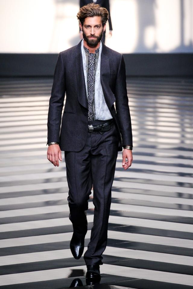 Roberto Cavalli and Italian Designers