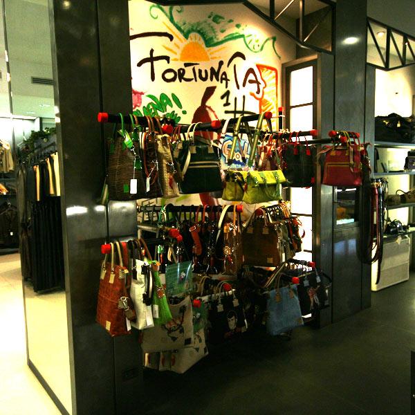 fortunata italian leather designer handbag