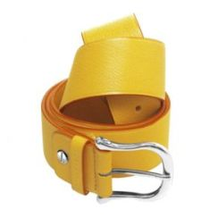 Toscanella leather belt