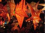 Firenze - Mercatino di Natale in Piazza Santa Croce