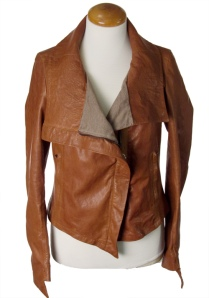 2013 Pierotucci leather jacket collection