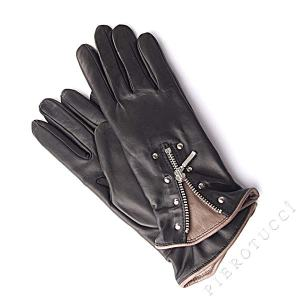 Ladies nappa lambskin leather glove from Florence Italy
