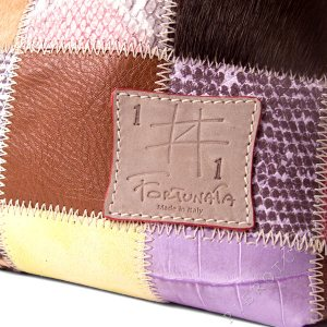 Patchwork in FW 2013 from Italian fashion designers