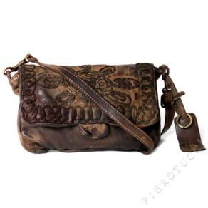 Caterina Lucchi, designer brand Italian leather handbag