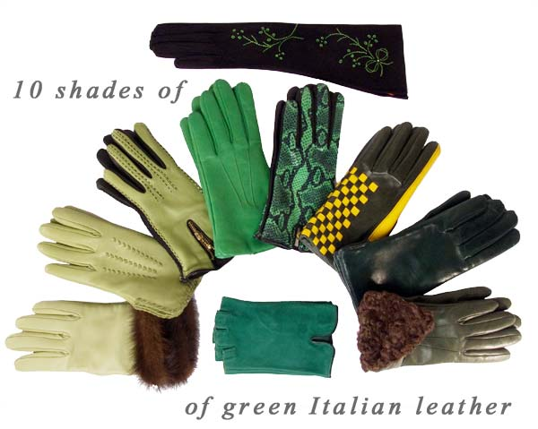 Italians on Sunday with their leather gloves