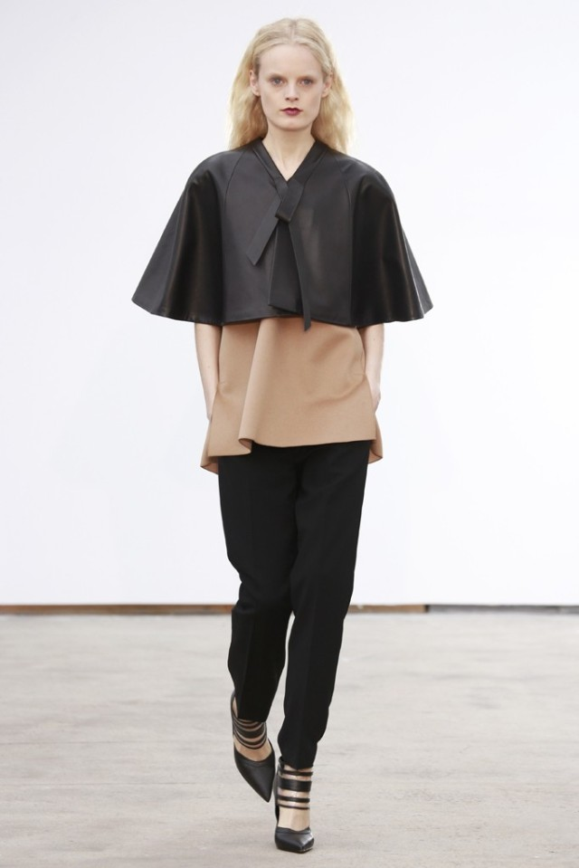 derek-lam10 leather jackets and capes