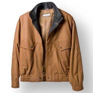 Nappalan Italian leather jacket for men