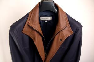 Nappalan Italian leather jacket