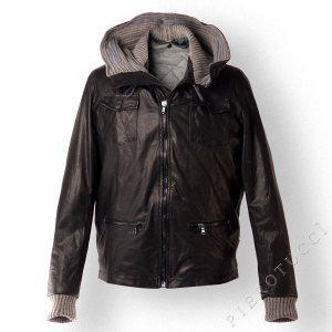 Handmade and customized Italian Leather Jacket