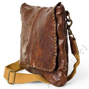 Campomaggi geniune Italian leather messenger bags