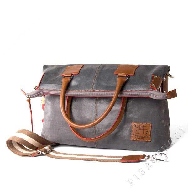 Italian leather handbags from FORTUNATA and Pierotucci