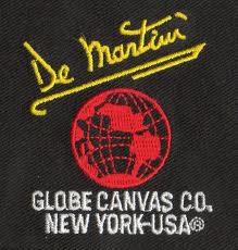 Messenger bags from De Martini Globe Canvas Co.