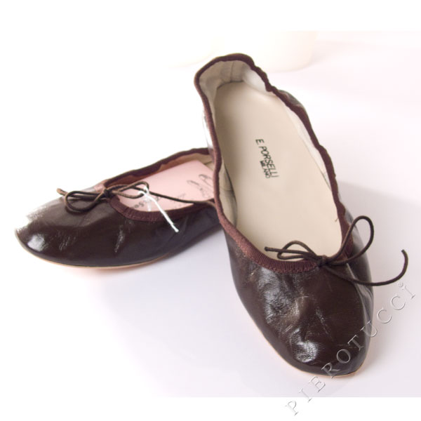 Porselli Ballet Flats from Pierotucci