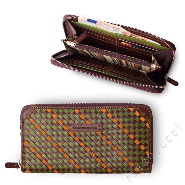 Handmade in Florence Italy, Italian Leather Wallets for Women