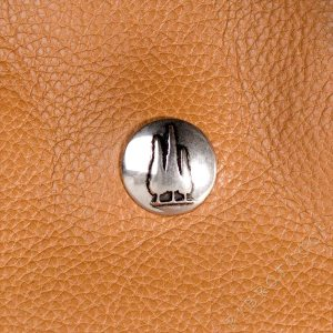 Toscanella Cypress Tress Logo for Leather Handbag Collection