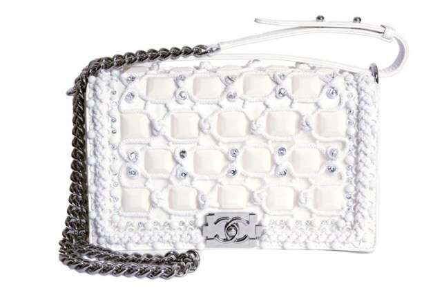 chanel accessories and leather handbag collection resort 2014