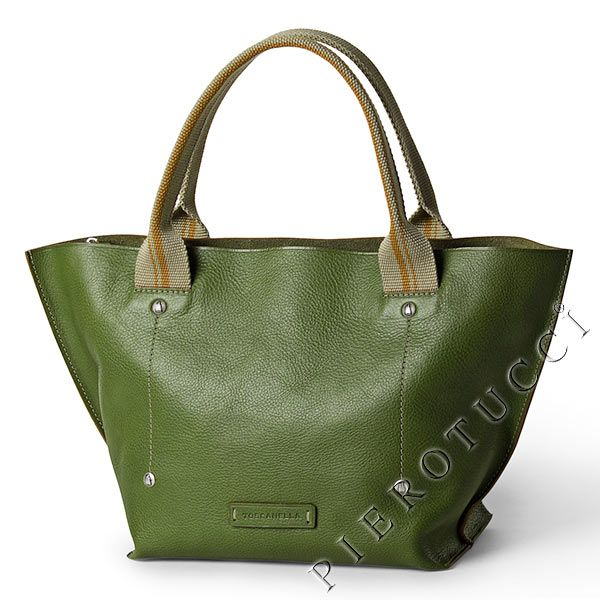 Toscanella Italian Leather Tote Bags