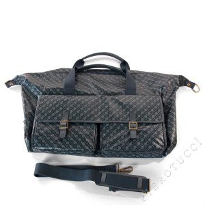 Carryon luggage for travel made in Gherardini SOFTY