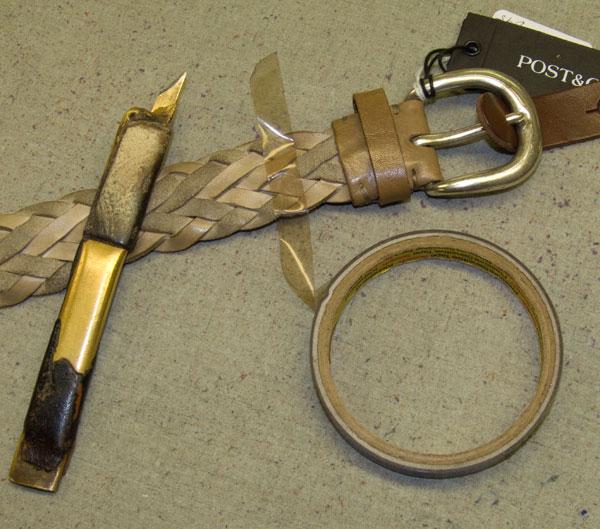 weave-Leather-belt-length